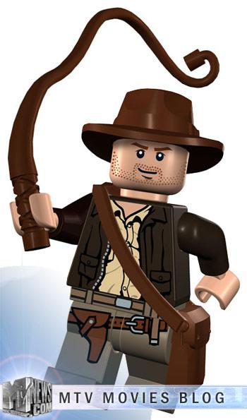 Indiana Jones 4 als Legomanschgerl