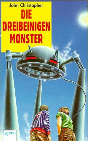 Die Dreibeinigen Monster Cover Artwork