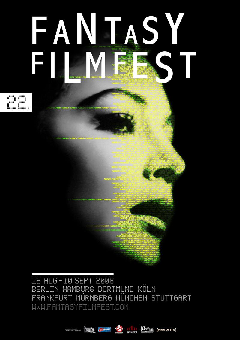 """Das Poster zum 22. Fantasy Filmfest erinnert an die großen Klassiker und zugleich an """"Matrix"""" – Das Programm des Fantasy Filmfests umfasste ja schon immer die verschiedensten Stile, Genres und Filmsprachen."""
