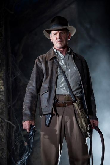 Indiana Jones 4 erstes Motiv
