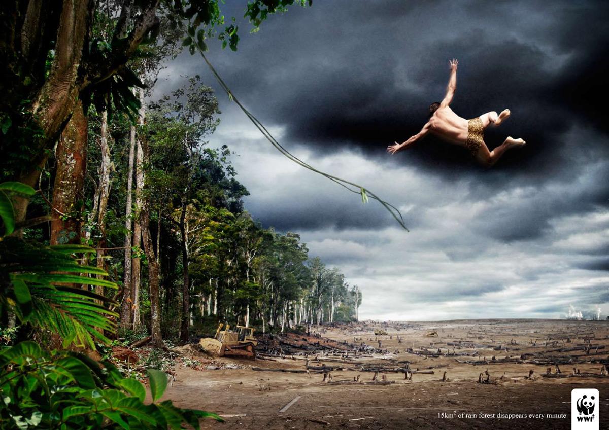 Tarzan WWF